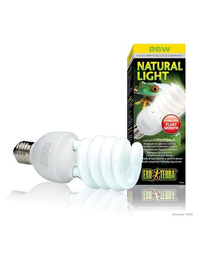Exo Terra żarówka natural light 26 W