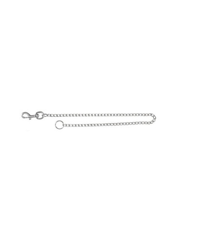 Łańcuszkowy przedłużacz do smyczy 90 cm/2 mm