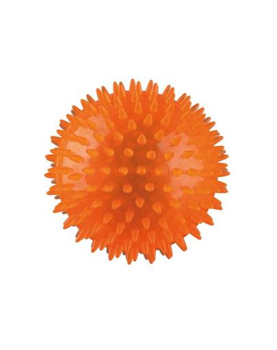Piłka kolorowa z termogumy śr. 12 cm