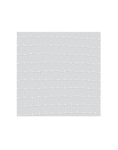 Siatka ochronna nylonowa biała  8 x 3 m
