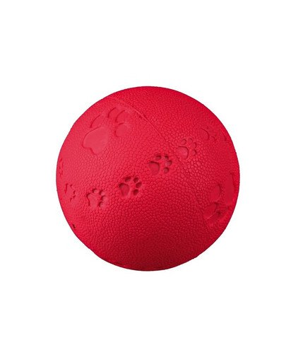Piłka kauczukowa w łapki 9.5 cm