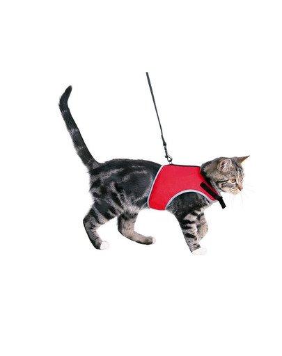 Szelki dla kota ze smyczą  X-Cat