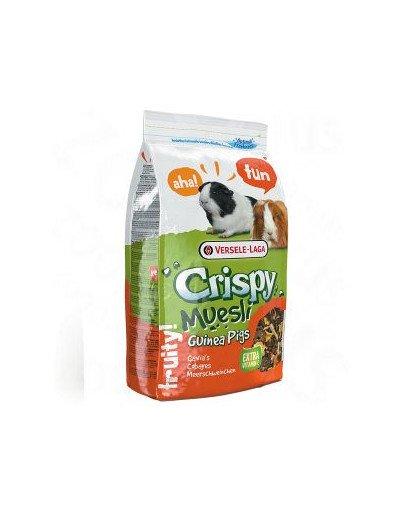 Prestige 1 kg crispy muesli - guinea pig