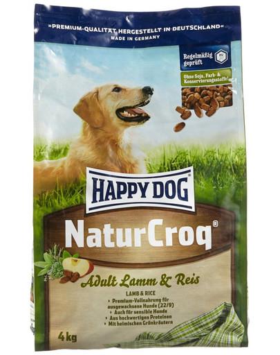 Naturcroq jagnie/ryż 4 kg