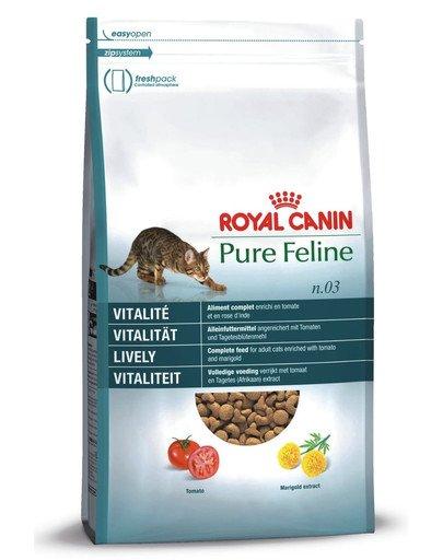 Pure feline n.03 (witalność) 1.5 kg