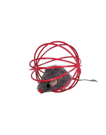 Piłka druciana z myszką