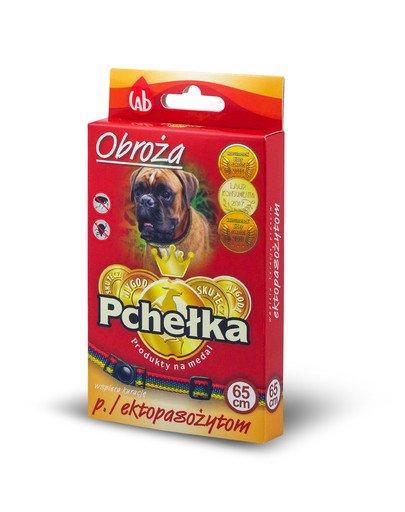 Obroża p/pchelna dla psa 65cm