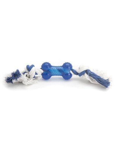 Zabawka zibi kość na sznurku 40cm