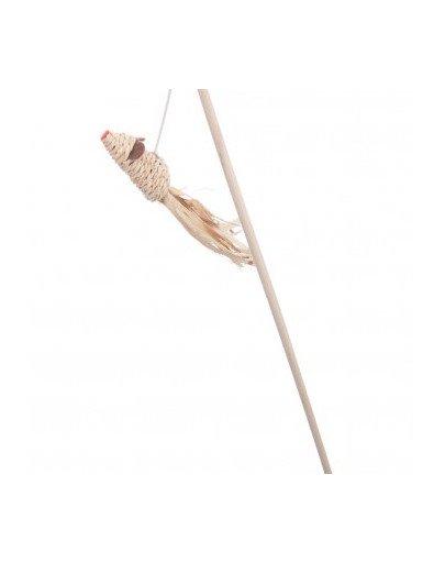 Zabawka gaia wędka z myszką 40