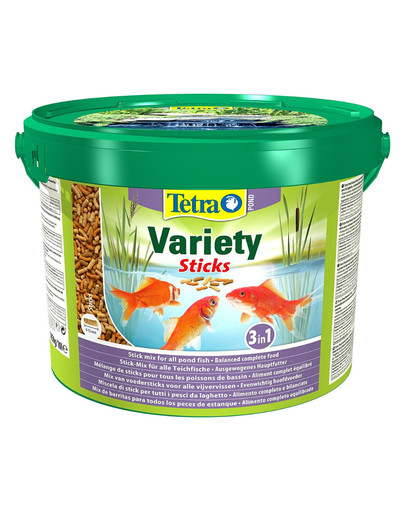 Pond Variety Sticks 10 l
