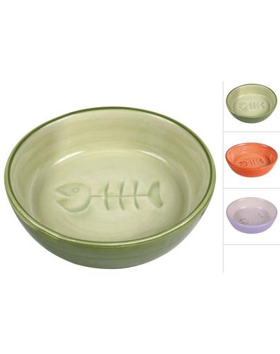 Miska ceramiczna dla kota 200ml/13cm