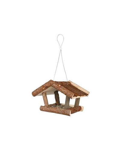 Karmnik dla ptaków zawieszany 32 x 23 x 20 cm