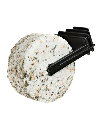 Sól dla gryzoni z ziołami mała z uchwytem 2 szt