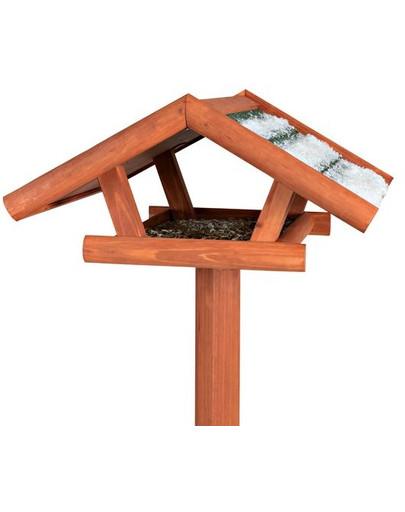 Karmnik dla ptaków natura 54 x 26 x 52 cm/1.36 m