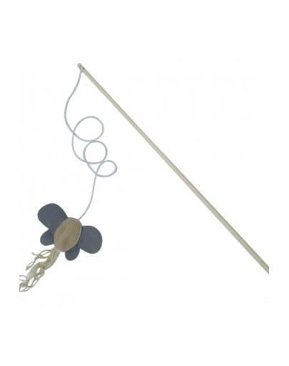 Zabawka gaia wędka z motylem 40