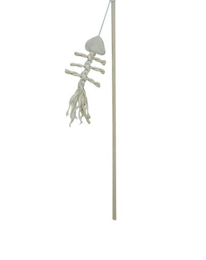 Zabawka gaia wędka z rybką z rafii 40