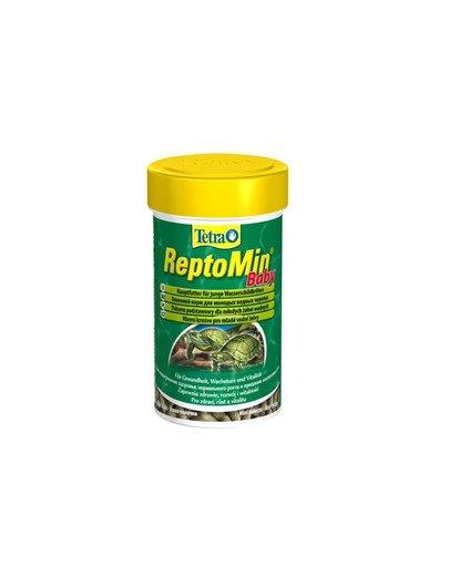 Reptomin pokarm granulowany dla małych żółwi