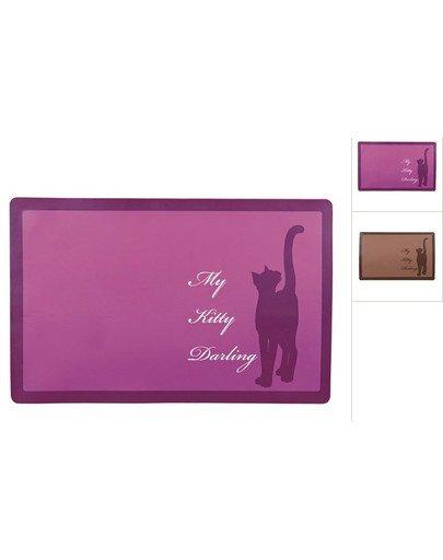 Podkładka pod miski My Kitty Darling, 44x28 cm