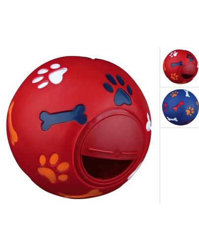 Zabawka piłka karmnik 14,5cm