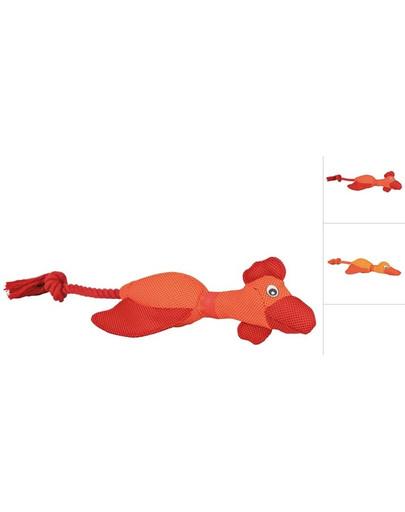 Zabawka KURCZAK/ KACZKA ze sznurkiem 38 cm