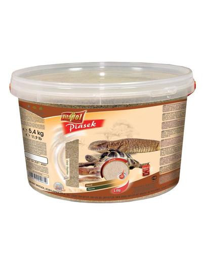 Piasek do terrarium 3l 5.4kg