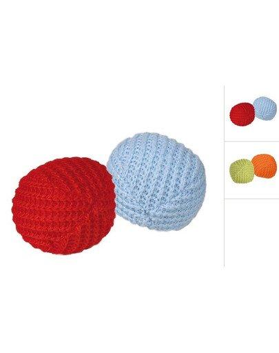 Piłki wełniane 4,5cm 2szt 45728