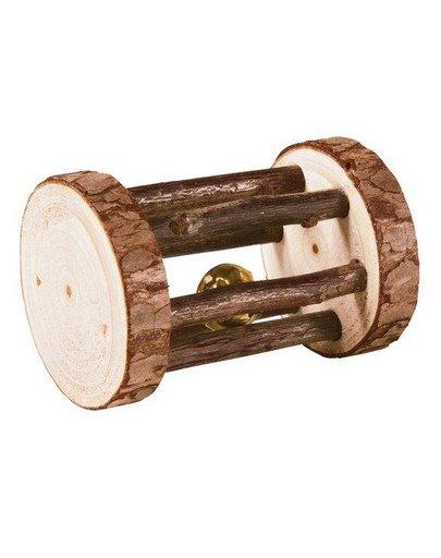 Zabawka dla gryzoni drewniana
