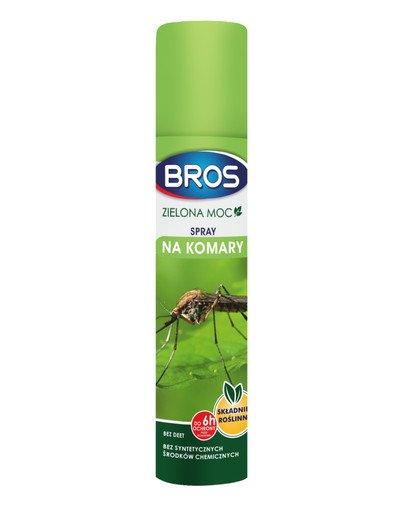 Zielona Moc Spray Na Komary I Kleszcze 90ml