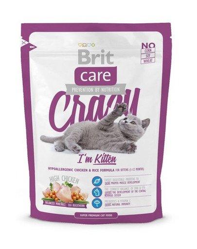 Care Kitten Chicken & Rice 0.4 kg