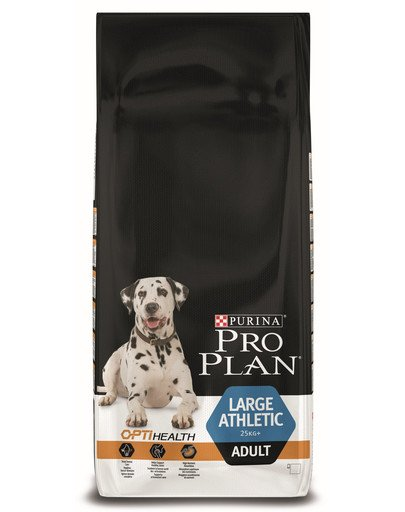 PURINA PRO PLAN LARGE ATHLETIC ADULT 14kg