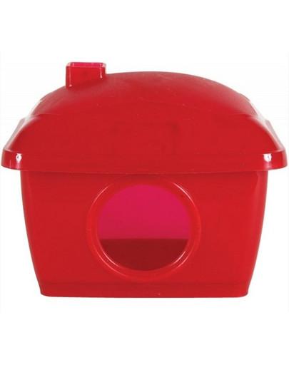 Domek Plastikowy Dla Chomika 130x110x120 mm
