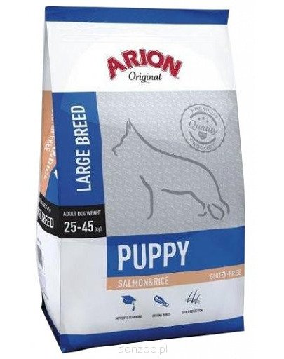 Original Puppy Medium Salmon & Rice 1 kg