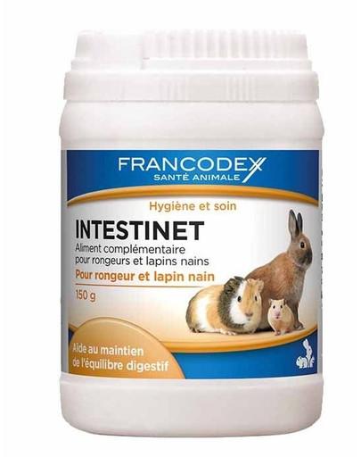 Intestinet  Reguluje Pracę Jelit gryzoni 150 g