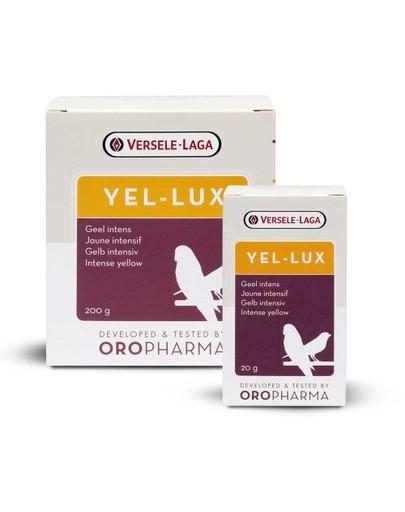 Yel-Lux - Naturalny Żółty Barwnik Dla Ptaków 200 g
