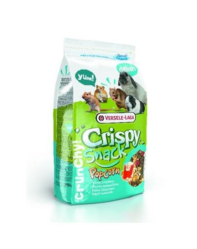 Crispy Snack Popcorn 650 g - Mieszanka Uzupełniająca Z Popcornem Dla Gryzoni