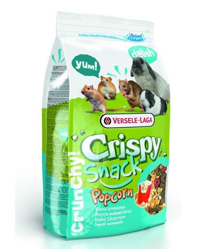 Crispy Snack Popcorn 1,75 kg - Mieszanka Uzupełniająca Z Popcornem Dla Gryzoni