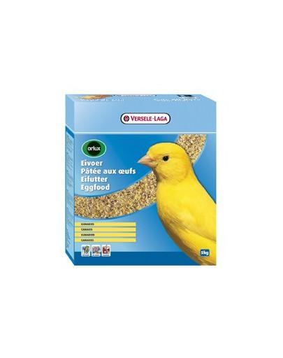 Eggfood Canaries Yellow 1 kg Pokarm Jajeczny Dla Żółtych Kanarków