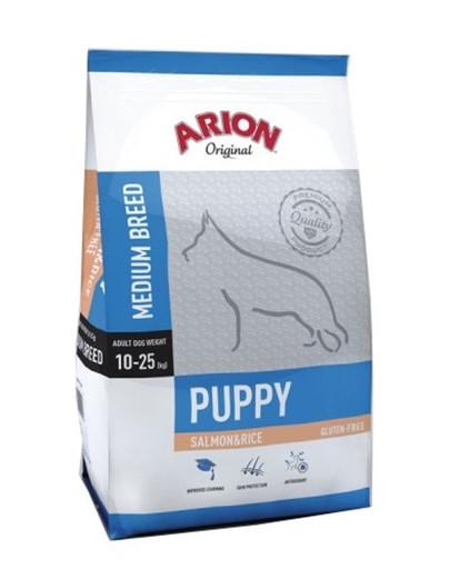 Original Puppy Medium Salmon & Rice 12 kg
