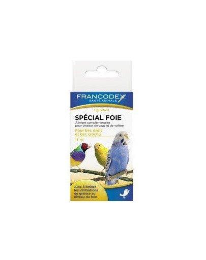 Środek Dla Ptaków Ochrona Wątroby 15 ml