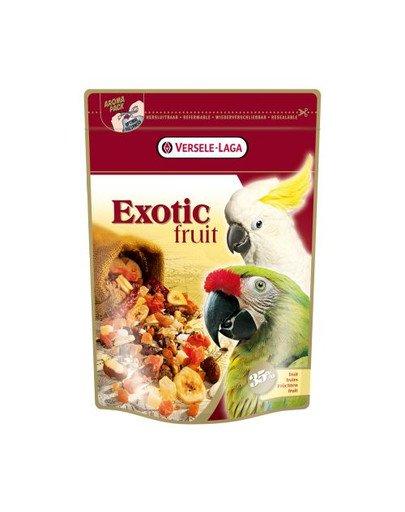Exotic Fruit 600 g  Mieszanka Owocowa Dla Dużych Papug