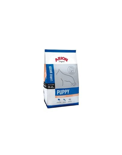 Original Puppy Large Salmon & Rice 3 kg