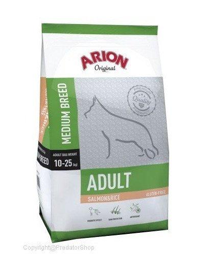 Original Adult Medium Salmon & Rice 3 kg
