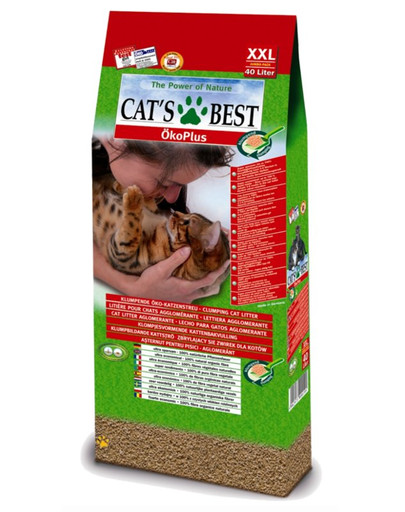 Cat's best eco plus 40 l