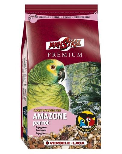 Amazone Parrot Loro Parque Mix 15 kg - Pokarm Dla Papug Amazońskich