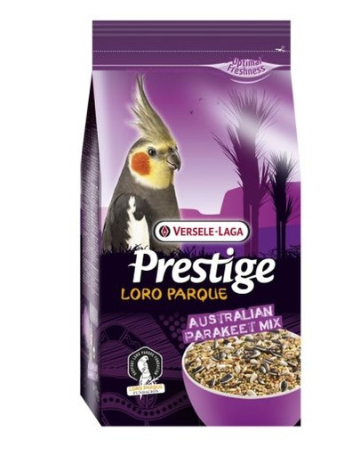 Australian Parakeet Loro Parque Mix 20 kg Pokarm Dla Średnich Australijskich Papug