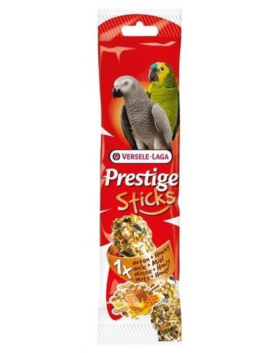 Prestige Stick Parrots Nuts&Honey 70 g - Kolba Orzechowo - Miodowa Dla Papug