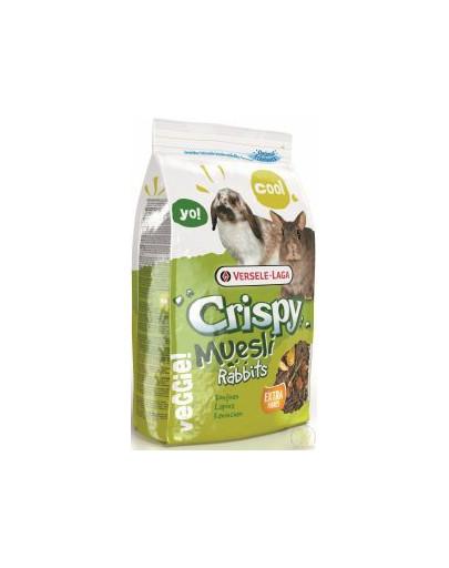 Crispy Muesli - Rabbits 20kg - Mieszanka Dla Królików Miniaturowych