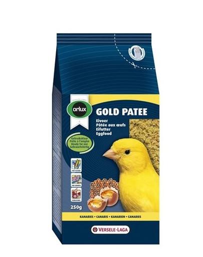 Gold Patee Canaries Yellow 5 kg Pokarm Jajeczny Dla Żółtych Kanarków