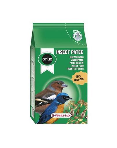 Insect Patee 200 g Pokarm Z Dodatkiem Insektów