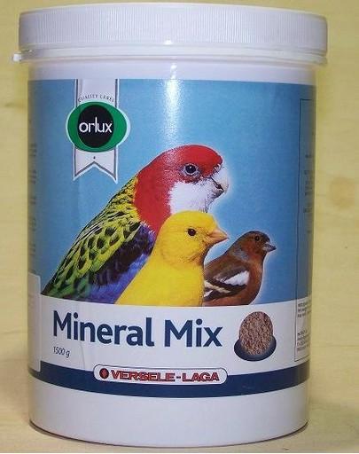 Mineral Mix 1,5 kg - Mieszanka Minerałów Dla Ptaków